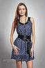 Платье женское мод №413-2, размеры 42-46