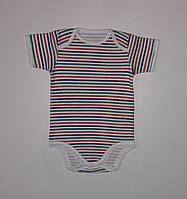 Боди-футболка цветные полоски Primark 92 см