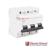 ElectroHouse Автоматический выключатель силовой EH-3.80S