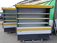 Холодильная горка ICE TECH бу, регал холодильный б/у, фото 1