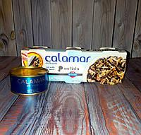 Кальмар в чернилах каракатицы Calamar Hacendado en tinta
