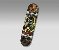 Скейтборд  TOXIC