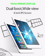 Планшет CUBE iWork8 Air Pro Z8350 DualBoot: Win+And (U82GT).
