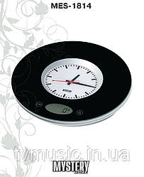 Весы кухонные Mystery MES-1814