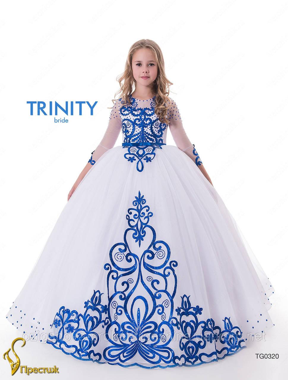 Детское нарядное платье TG0320- прокат, киев, Троещина - «ЧП Ожиганова» в Киеве