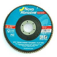 Круг лепестковый Novo Abrasive 125 мм зерно Р80