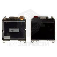 Дисплей для мобильных телефонов Blackberry 8350i, 8520, 8530, 9300, 9330, версия 005