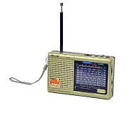 Радиоприемник Golon RX 6622 Gold