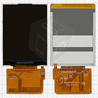 Дисплей для мобильных телефонов China-Nokia E71 TV, E72 TV, 37 pin, (69*50),