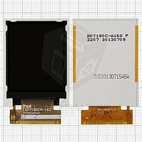 Дисплей для мобильных телефонов Fly DS106, DS113+, 26 pin, original, #N401-E94000-010/TXDT180CA-162/KQ-DM39711A