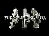 Ответная планка цапфы Maco 9мм (KBE)