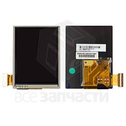 Дисплей для мобильных телефонов HP 1717, 2100, 2110, 24xx, 27xx, 37xx, Hx2xx, с сенсорным экраном