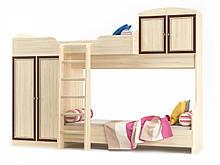Кровать двухъярусная «Дисней»