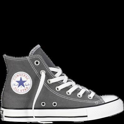 Купить Кеды мужские Converse All Star (высокие серые) VO-146 в ... 9076504ac0b5b