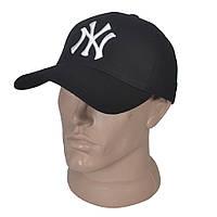 Мужская бейсболка с вышитым логотипом NY - Модель 29-637