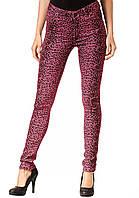 Женские бордовые брюки Tilla Pant от MINIMUM в  размере S/M