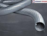 Высокотемпературные металлорукава из нержавейки с уплотнением из стекловолокна 300 мм