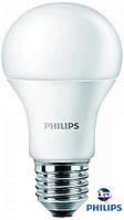 Светодиодная лампа с цоколем Е27 Philips LED CorePro 13,5Вт с теплым светом