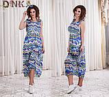 Шифонова літнє плаття (3 кольори), фото 2