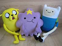 Мягкие игрушки Время приключений