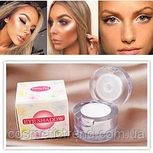 Пігмент/хайлайтер/розсипчасті тіні Highlighter Shining Shimmer Powder Pigment Color White