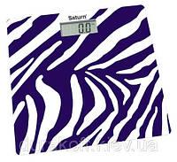 Весы напольные SATURN ST-PS0282 Zebra