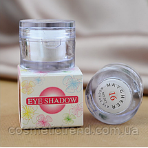 Пигмент/хайлайтер/тени рассыпчатые Highlighter Shining Shimmer Powder Pigment White Color, фото 2