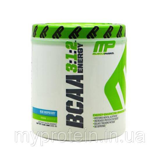 Muscle Pharm BCAABCAA 3:1:2 Energy 30 serv (231 g )