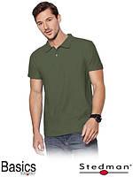 Рубашки поло мужские  ST3000 [KHA]