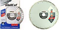 Алмазный диск  WellCut 125 мм  СЕГМЕНТ