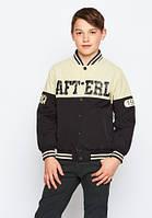 Куртка бомбер для мальчика Glo-story р.134-164 (арт.1499тс)