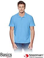 Рубашки поло мужские  ST3000 [LBL]