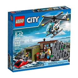 Lego City 60131 Crooks Island Остров воришек
