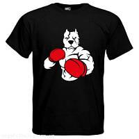 Футболка Pitbull boxing