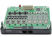 Карта 8-портовая  аналоговых портов, Caller ID KX-NS5173X