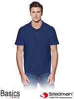Рубашки поло мужские  ST3000 [NAV]
