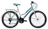 """Велосипед KINETIC MAGNOLIA-steel 26"""", рама 17"""", бирюзовый"""
