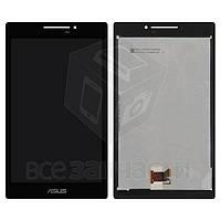 Дисплей для планшета Asus ZenPad 7.0 Z370C, черный, с сенсорным экраном, #TV070WXM-TU1