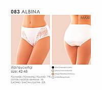 Трусики  KLEO ALBINA 083 белые