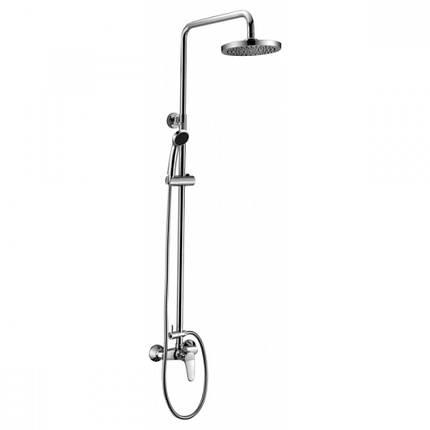 IMPRESE WITOW душевая система (смеситель для душа, верхний и ручной душ), фото 2