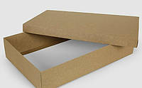 Коробка 400/250/80мм крафт