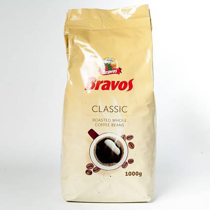Кофе зерновой Bravos Classic 1кг, фото 2