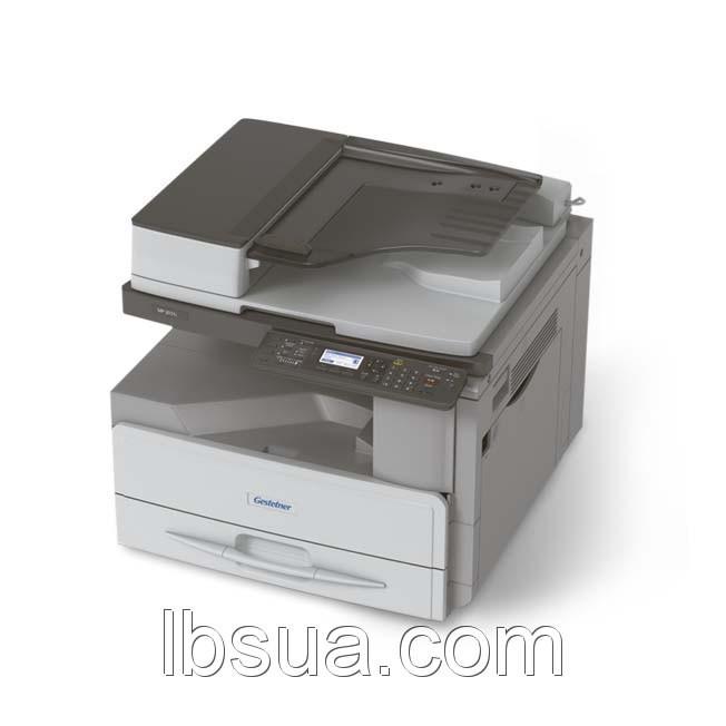 Gestetner MP2501L - монохромный копир, GDI принтер, сканер, формата А3