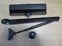 Дверной доводчик, установка дверного доводчика