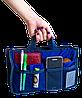 Органайзер для сумки  ORGANIZE украинский аналог Bag in Bag (синий), фото 3