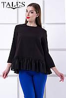 Блузка с рюшей Julia, фото 1