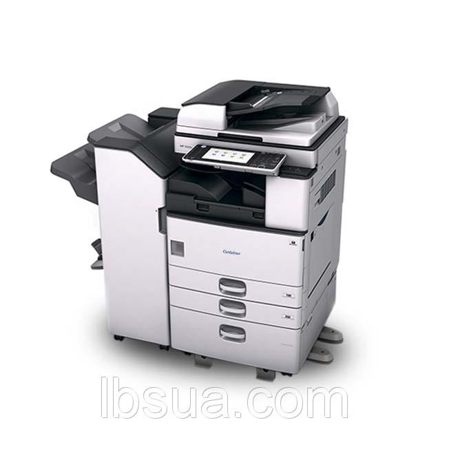 Gestetner MP2553SP, MP2553ZSP - монохромный копир, сетевой - принтер, сканер, формата А3
