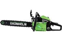 Бензопила Professional Grunhelm GS52-18 шина 45 см