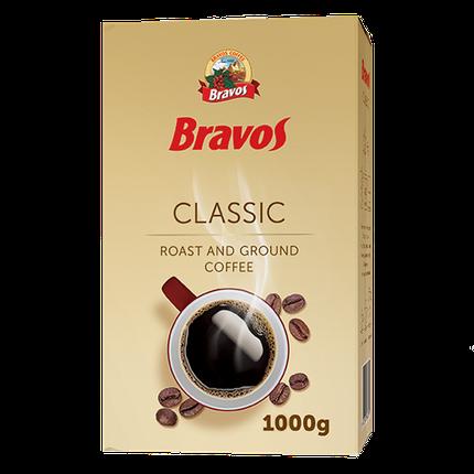 Кофе молотый Bravos Classic 0,5 кг, фото 2