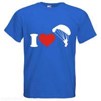 Футболка I love skydive